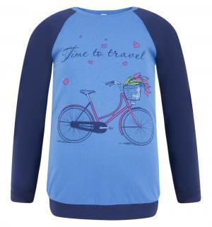 Джемпер , цвет: голубой Милашка Сьюзи