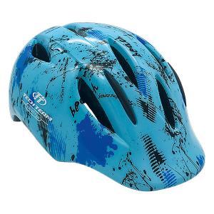Защитный шлем  Gravity 300 Tech Team. Цвет: голубой