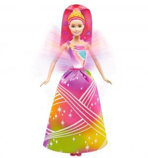 Игровой набор  Радужная принцесса с волшебными волосами Barbie