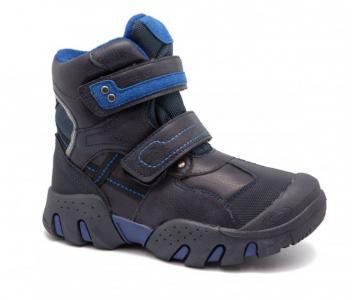 Ботинки зимние для мальчика 8815-2 М+Д