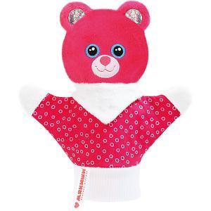 Кукла на руку  Медвежонок Мякиши