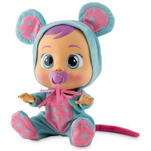 Плачущий младенец  «Crybabies» Ляля IMC Toys. Цвет: türkis/pink