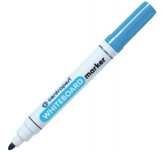 Маркер для доски  синий Centropen