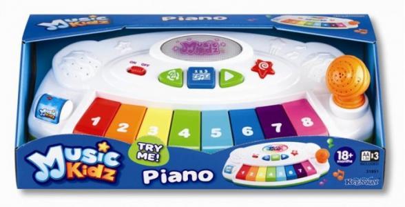 Музыкальный инструмент  Music Kidz Аналог 31931 Пианино Keenway