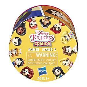 Мини-фигурка Disney Princess Comics, серия 2 Hasbro. Цвет: разноцветный