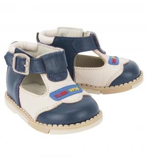 Туфли , цвет: синий/бежевый Таши Орто