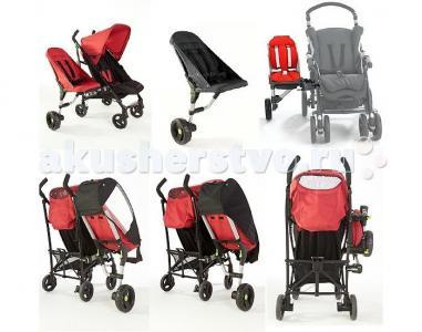 Сиденье для второго ребенка Buggypod Lite Revelo