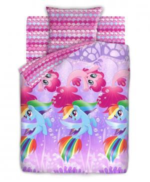 КПБ 1.5 бязь My Little Pony (70х70) Angry Birds