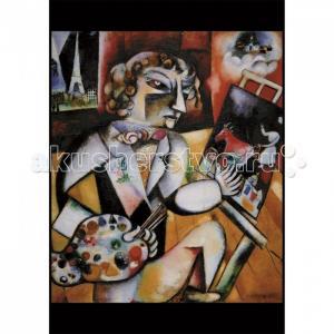 Пазл Марк Шагал Автопортрет с семью пальцами 1000 деталей Piatnik