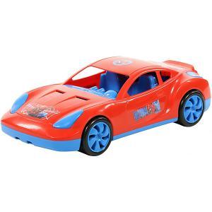 Автомобиль Marvel Мстители. Человек-Паук , красный Polesie
