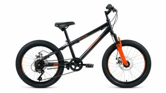 Велосипед двухколесный  Mtb Ht 20 2.0 Disc 10.5 2020 Altair