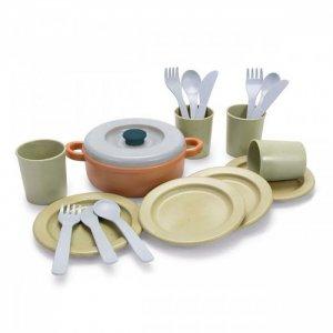Набор посуды на 4 персоны (21 предмет) Dantoy
