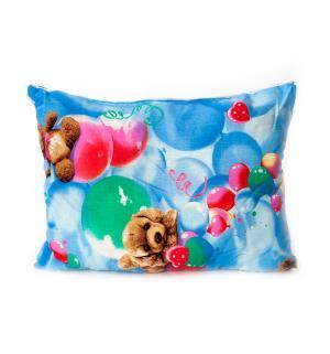 Подушка Игрушки 50 х 70 см, цвет: мультиколор Cleo