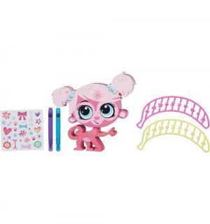 Игровой набор  Укрась зверюшку Минки Марк Littlest Pet Shop