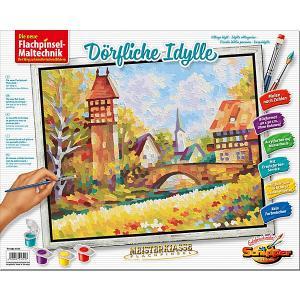 Картина по номерам  Загородная идилия, 40х50 см Schipper. Цвет: разноцветный