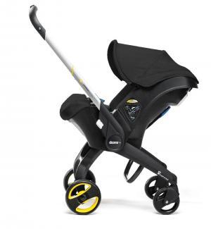 Коляска-автокресло Doona плюс, цвет: черный Simple Parenting