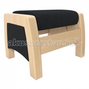 Кресло для мамы  Пуф-глайдер Balance 1 Натуральныое дерево Комфорт