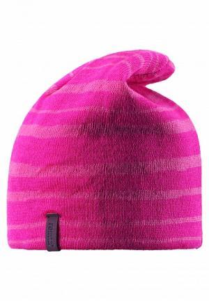 Шапка  Fuchs, цвет: розовый Reima