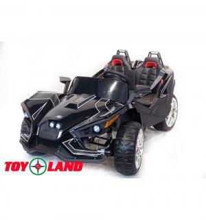 Электромобиль  Багги, цвет: черный Toyland
