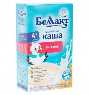 Каша  молочная Рисовая с 4 месяцев 200 г 1 шт Беллакт