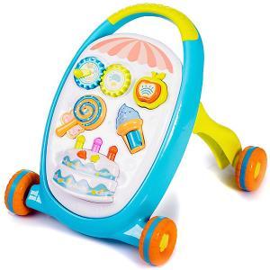 Игрушка-каталка  Move&Play Sweets Baby Hit. Цвет: голубой