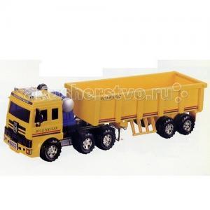 Модель Машина с грузовым полуприцепом 904 Daesung