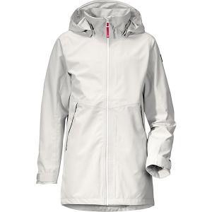 Куртка Didriksons Hamna для девочки. Цвет: светло-серый