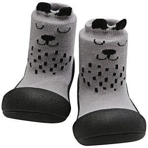 Тапочки  Cutie Attipas. Цвет: серый