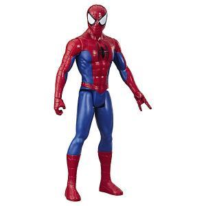 Игровая фигурка Marvel Spider-Man Titan Hero Series Человек-паук, 30 см Hasbro. Цвет: разноцветный