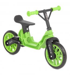 Беговел  DSP-03, цвет: зеленый Corol