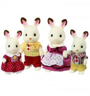 Игровой набор  Семья шоколадных кроликов Sylvanian Families