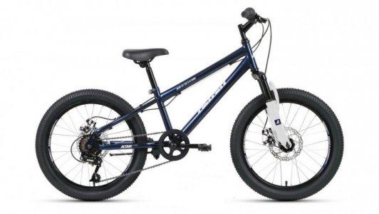 Велосипед двухколесный  MTB HT 20 2.0 disc 2021 Altair
