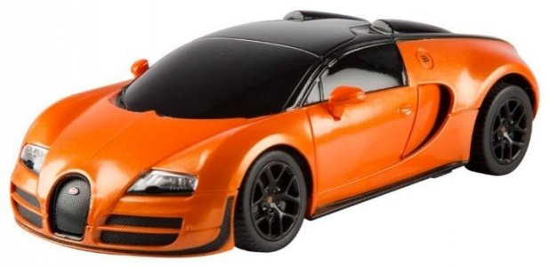 Машина радиоуправляемая 1:18 Bugatti Veyron Grand Sport Vitesse Rastar