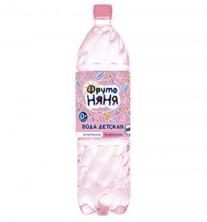 Вода  Питьевая артезианская, 1.5 л ФрутоНяня