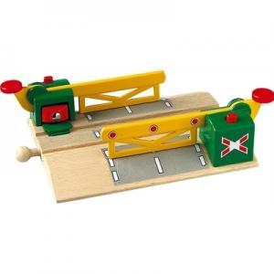 Игровой набор  Железнодорожный переезд на магнитах Brio