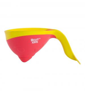 Ковш для ванны  Flipper с лейкой, цвет: коралловый Roxy Kids