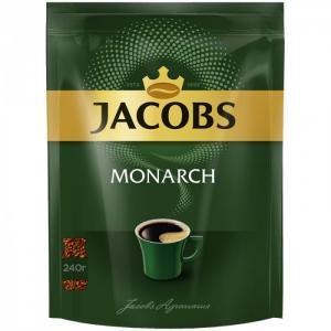 Кофе растворимый Monarch сублимированный 240 г Jacobs