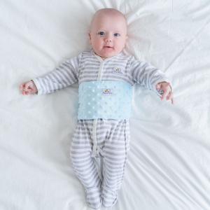 Поясок - грелка от колик Baby Nursey, цвет: голубой Pecorella
