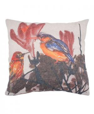 Подушка декоративная Птицы Kupu-Kupu