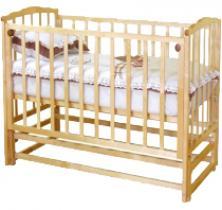 Кровать-качалка , цвет: медовый Можга