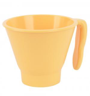 Кружка , цвет: желтый Uinlui