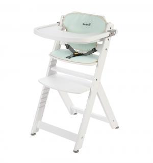 Стульчик для кормления  Timba with Tray and Cushion с мягким вкладышем, цвет: pop hero Safety 1st