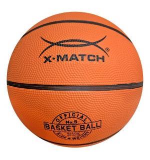 Баскетбольный мяч  (размер 5) 22 см X-match