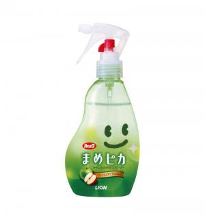 Средство для чистки туалета  чистящее с ароматом яблока Look Lion
