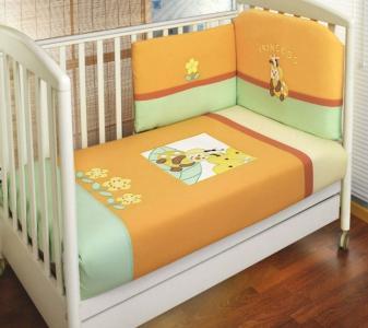 Комплект в кроватку  Принцесса (6 предметов) Feretti