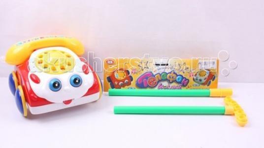Каталка-игрушка  Телефон Р40873 Play Smart