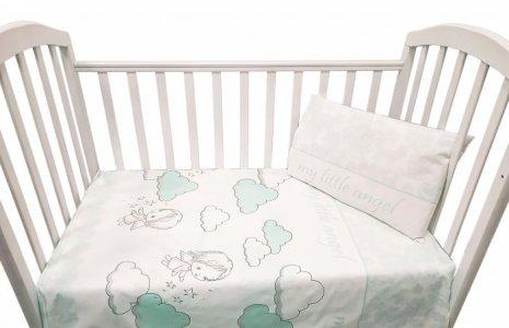 Постельное белье  Маленький ангел (3 предмета) Сонная сказка