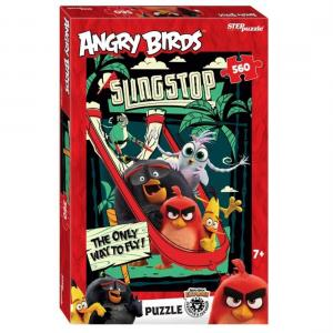 Пазл  Angry Birds Step Puzzle