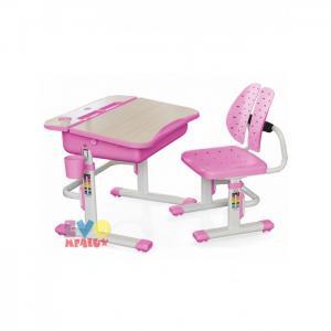 Комплект мебели столик и стульчик EVO-05 с лампой Mealux