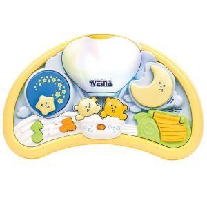 Подвесная игрушка  Мишки с музыкой Weina